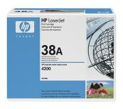 PTHPQ1338A Toner HP Q1338A Black Cartridge for HPLJ 4200 Printer