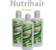 Nutri Hair Shampoo with patchouli and Aloe Vera
