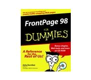 Books FrontPage 98 For Dummies?