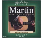 M170 ACOUSTIC GUITAR STRINGS (EXTRA LIGHT)