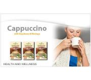 Cappuccino Coffee with Guyabano & Moringa