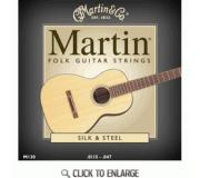M130 Acoustic Guitar String