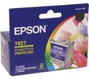 PIEPST027 Epson T027091 Color Ink Cartridge For Epson Sty Photo