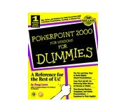 PowerPoint? 2000 For Windows? For Dummies?
